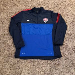 🔥United States Soccer Nike Training Top🔥
